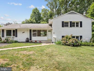 Springfield Single Family Home For Sale: 7511 Dunston Street