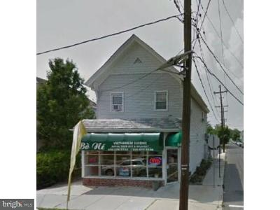 Woodbury Commercial For Sale: 547 N Broad Street