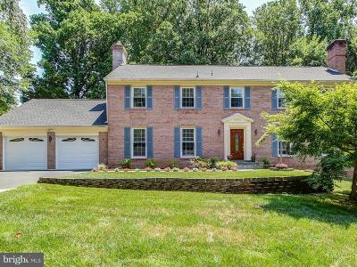 North Bethesda Single Family Home For Sale: 10921 Ralston Road