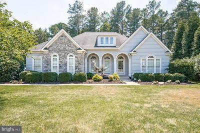 Spotsylvania Single Family Home For Sale: 10704 Cedar Creek Drive