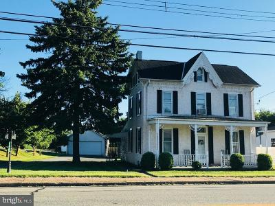 Gilbertsville PA Single Family Home For Sale: $189,000