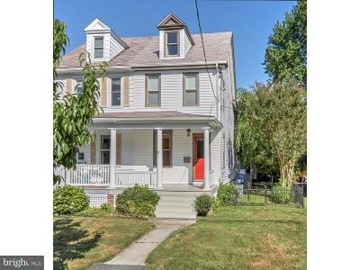 Moorestown Single Family Home For Sale: 111 W Central Avenue