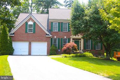 Odenton Single Family Home For Sale: 679 Autumn Crest Court