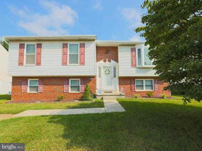 Baltimore Single Family Home For Sale: 9447 Bellhall Drive