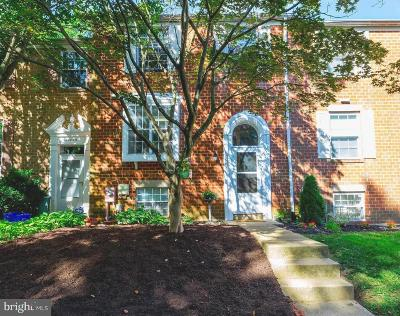 Columbia Townhouse For Sale: 10605 High Beam Court