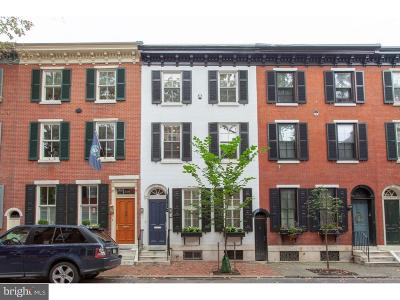 Rittenhouse Square Townhouse For Sale: 2120 Delancey Street