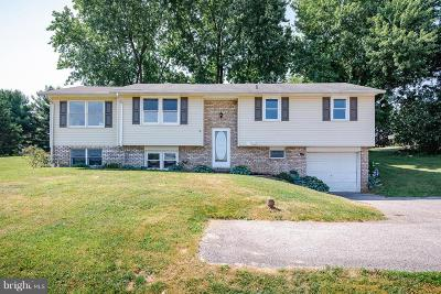 Manchester Single Family Home For Sale: 3321 Maple Grove Road