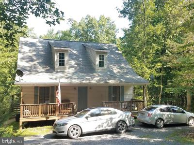 Mount Jackson Single Family Home For Sale: 275 Crab Apple Road