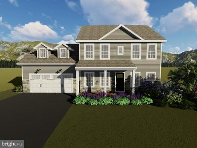 Cumberland County Single Family Home For Sale: Lot 19 Dunbar Road