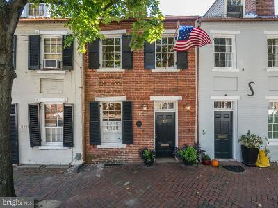 Old Town Townhouse For Sale: 1110 Prince Street