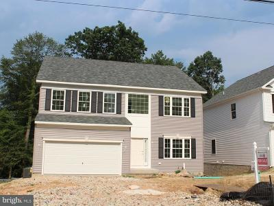 Odenton Single Family Home For Sale: 651 Old Waugh Chapel Road