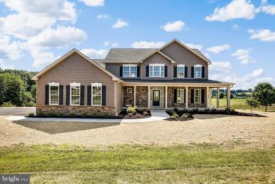 Carroll County Single Family Home For Sale: 2485 Red Clover Road