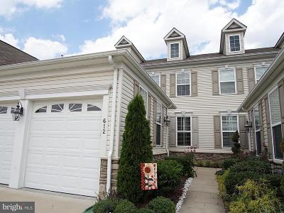 Millersville Townhouse For Sale: 612 Caracle Court