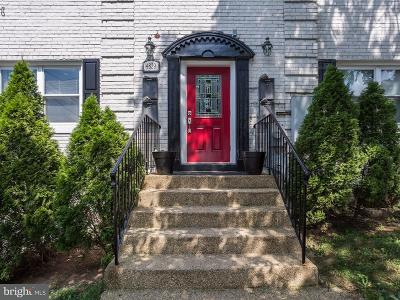 Petworth Condo For Sale: 4829 4th Street NW #2