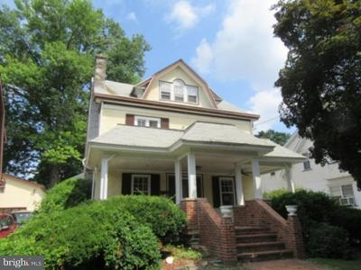 Delaware County Single Family Home For Sale: 312 Kenmore Road