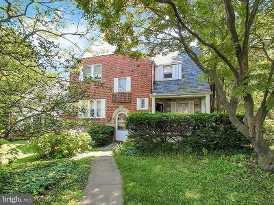 Baltimore Single Family Home For Sale: 7201 York Road