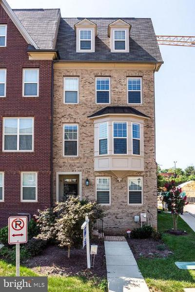 Rockville Townhouse For Sale: 7906 Yellowstone Way
