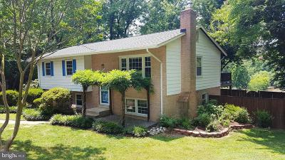 Woodbridge Single Family Home For Sale: 2406 Gunwale Place