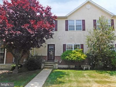 Bucks County Townhouse For Sale: 476 Buchanan Road
