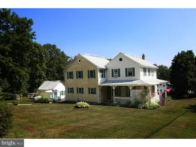 Bucks County Single Family Home For Sale: 1400 Sleepy Hollow Road