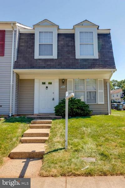 Manassas Condo For Sale: 8620 Braxted Lane