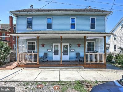 Palmyra Multi Family Home Under Contract: 45 - 47 N Lincoln Street