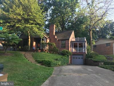 Temple Hills Single Family Home Under Contract: 3613 26th Avenue