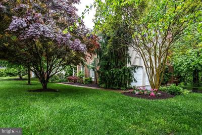 Gaithersburg Single Family Home For Sale: 106 Fox Trail Terrace