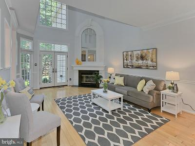 Reston Townhouse Active Under Contract: 11424 Hollow Timber Way
