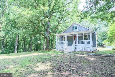Fauquier County Single Family Home For Sale: 13121 Marsh Road
