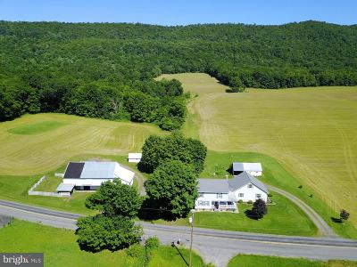 Farm For Sale: 6015 Horse Valley Road