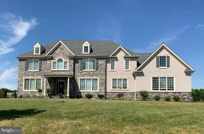 Bucks County Single Family Home For Sale: Lot 8 Belamour Drive