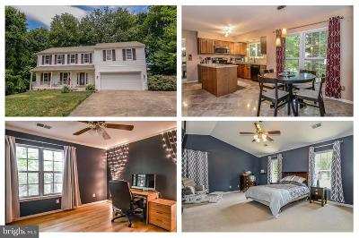 Woodbridge Single Family Home For Sale: 3450 Chelsea Drive