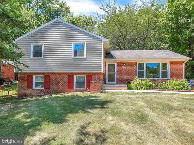 Upper Marlboro Single Family Home For Sale: 10905 Exeter Court