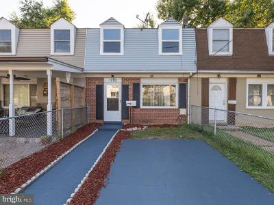 Landover Townhouse For Sale: 1722 Allendale Place