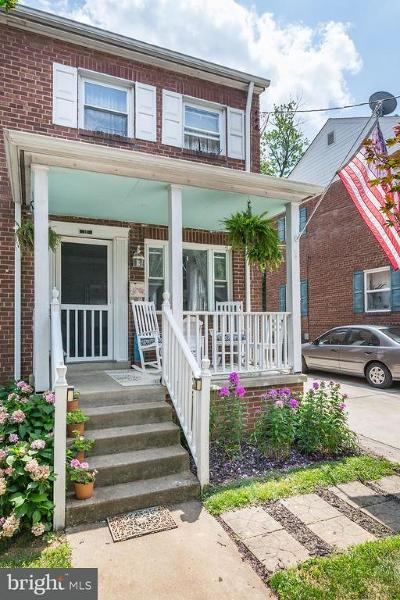Alexandria Single Family Home For Sale: 327 Ashby Street