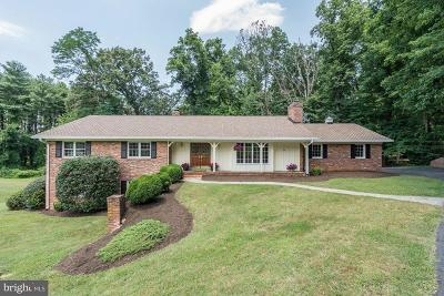 McLean Single Family Home For Sale: 1302 Alps Drive