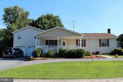 Hagerstown Multi Family Home For Sale: 531 Liberty Street
