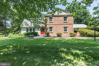 Gaithersburg Single Family Home For Sale: 12905 Darnestown Road