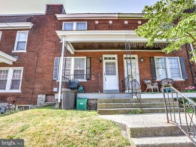 Townhouse For Sale: 358 E Liberty Street