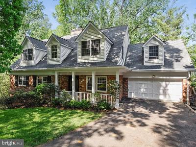 McLean Single Family Home For Sale: 1425 Highwood Drive
