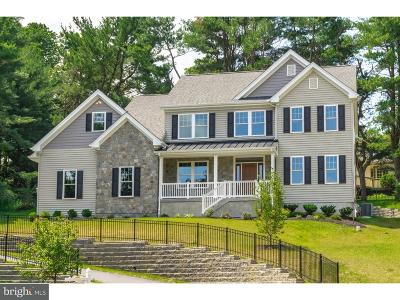 Newtown Square Single Family Home For Sale: 5 Runnymeade Drive