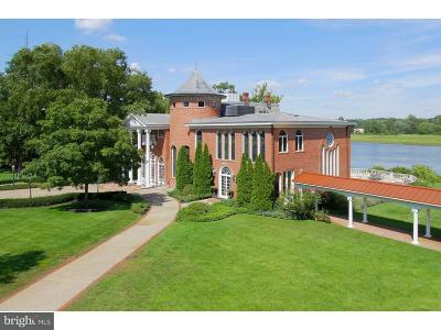 Moorestown Single Family Home For Sale: 351 Creek Road