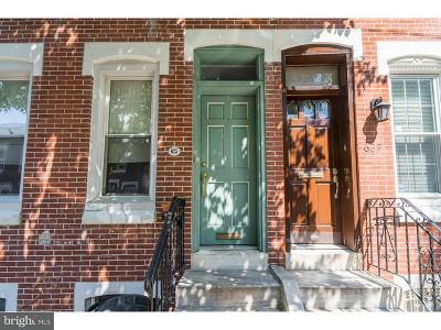Philadelphia County Townhouse For Sale: 625 S 26th Street