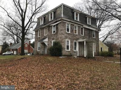 Collegeville Single Family Home For Sale: 193 W 7th Avenue