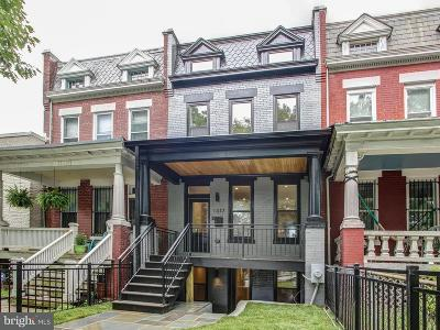 Capitol Hill Townhouse For Sale: 1317 Maryland Avenue NE
