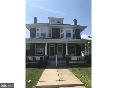 Reading Single Family Home For Sale: 2448 Cleveland Avenue