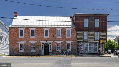 Strasburg Commercial For Sale: 110 Massanutten Street