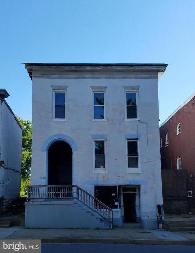 Hagerstown Multi Family Home For Sale: 440 Washington Street