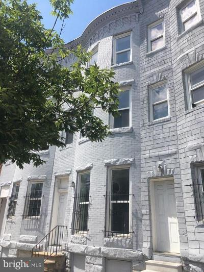 Townhouse For Auction: 1026 North Avenue